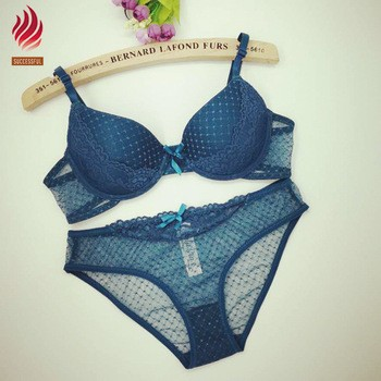 b34ad87640 Other Products and underwear women breathable mesh bra panty set ...