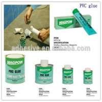 PVC plastic pipe solvent cement