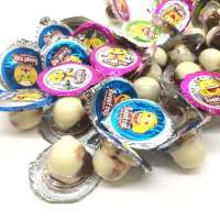 Good quality star cup chocolate cup with crispy biscuit Manufacturer