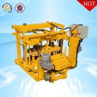 Egg laying concrete block making machine Manufacturer