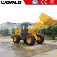 construction heavy equipment wheel loader