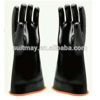 Industrial Rubber Gloves Manufacturer