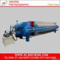 Chamber filter press wastewater treatment Manufacturer