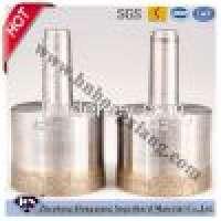 Sintered diamond drill bit glass drilling Manufacturer