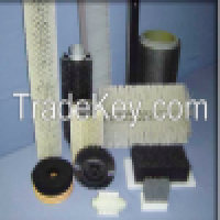 Industrial brush tufted brushes disc brushes block brushes and auger brushes Manufacturer
