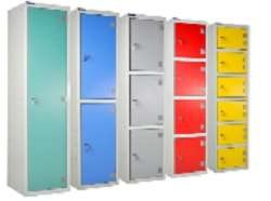 Modern and safe office lockers