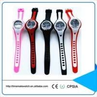 Christmas gift sport digital kids watch big dial cool outdoor Manufacturer