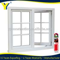 casement iron window grill