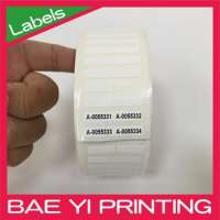 Standard printer ribbon