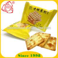 Semihard Original flavor Leaven Soda Cracker Manufacturer