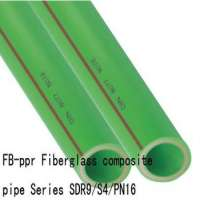FBPPR Fiber Glass COMPOSITE PIPE SERIES SDR9S4PN16 PPR pipes Manufacturer