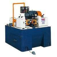 Hydraulic Automatic Thread Rolling Machine