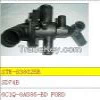Thermostat and thermostat housing use 6C1Q8A586BD FORD THERMOSTAT Manufacturer