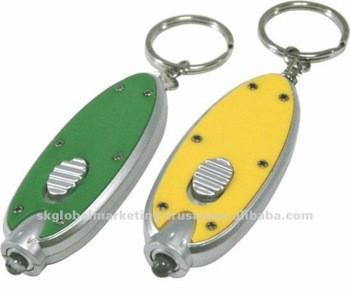 mini keychain torch flash light