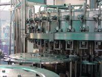 Carbonated drink machine