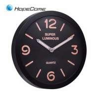 Decor Plastic Wall Clock