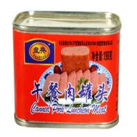340g Canned Pork canned pork luncheon meatpork meat pork meat