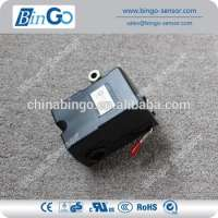 Air adjustable compressor pressure switch