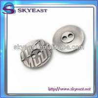 Zinc Alloy Sewing Garment Buttons