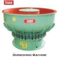 Vibratory Deburring Machine