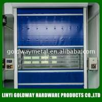 automatic rapid roller door Manufacturer