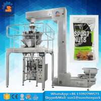 Automatic Weighing Food Packaging Machine Pistachio Nuts Cashew NutsWalnuts Almond nuts Manufacturer