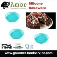 ice cream Silicone Chocolate Cake Baking Mold Bakeware Silicone Mold Manufacturer