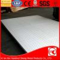 316L stainless steel checkered plate  Manufacturer