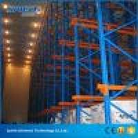 Warehouse Drive in Pallet Rack system shelving  Manufacturer
