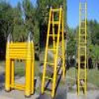 3 Postion Fiberglass Telescopic Step Ladder Manufacturer