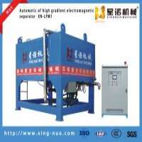 Automatic High Gradient Electromagnetic Separator Kaolin and Feldspar Manufacturer