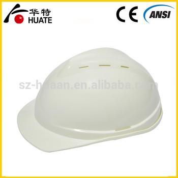 006b00ed3695f Full brim MSA hard hats Vguard safety helmets