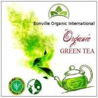 Assam Green Tea Leaves