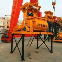 High quality JS500 Cement Concrete Mixer Manufacturer