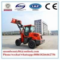 construction machine heavy equipment wheel loader Manufacturer
