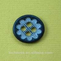 Black color design Button Shirt