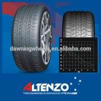 SUV sports car tyre
