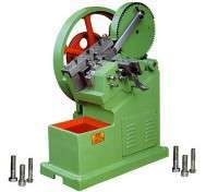 Hydraulic Thread Rolling Machine for Bolt