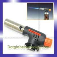 Groupon Mini Gas Jet Torch Multiuse Flame Gun Lighter Heat BBQ Welding Camping