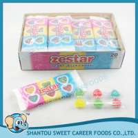 heart shape jelly candy sweets