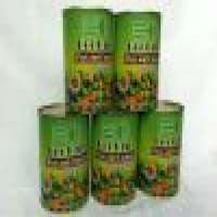Canned vegetablescanned green peas&carrot canned food Manufacturer