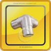 Stainless steel casting pipe fittings Manufacturer