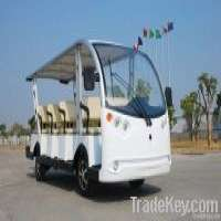 14 Seats Electric sightseeing car Manufacturer