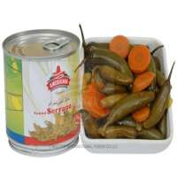 chilli & carrot