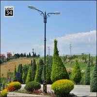 Outdoor Led Street Lighting Pole Lamp