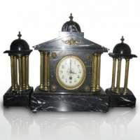 Antique Marble Pendulum Clock  Manufacturer