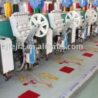 LJMixed Embroidery Machines FlatSequinTapingsimple chenilleCording Manufacturer