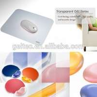 mouse pad rubber mouse pad roll material gel mouse pad