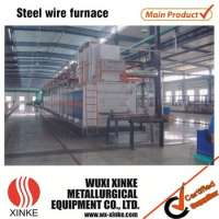 Iron wire annealing continuous furnace Manufacturer