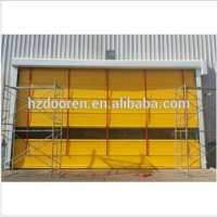 Industrial Rapid Accumulation Door